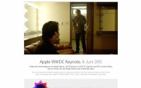 Stream Apple Keynote WWDC 2015